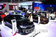 Xe Kia, Honda CR-V, Toyota Vios, Camry đồng loạt giảm giá dịp 30/4