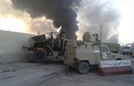 IS phục kích đoàn xe an ninh Iraq, hàng chục người thương vong