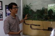 Địa đạo đặc biệt giữa lòng Thành phố Hồ Chí Minh