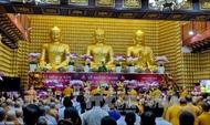 Đại lễ Phật Đản 2017: Lan tỏa những tấm lòng nhân ái