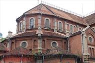 Hình ảnh Nhà thờ Đức Bà xuống cấp, sắp được trùng tu nhiều hạng mục