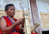 Độc đáo đàn Chapi của người Raglai Ninh Thuận