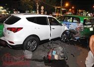 Khắc phục hậu quả vụ tai nạn đặc biệt nghiêm trọng tại TP Hồ Chí Minh