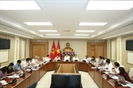 Phó Thủ tướng Vũ Đức Đam: Phải hoàn thiện cơ chế đặt hàng các trường sư phạm