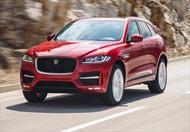 Soi chi tiết 'báo' Jaguar F-Pace sẽ xuất hiện tại Triển lãm ô tô quốc tế 2017