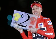Vuelta a Espana 2017: Chiến thắng lịch sử của Chris Froome
