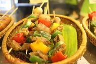 Khám phá khu chợ ẩm thực dưới lòng đất tại TP Hồ Chí Minh
