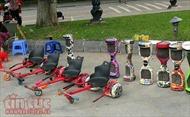 Tiềm ẩn nguy hiểm khi cho trẻ em sử dụng xe điện cân bằng