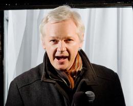 Ecuador muốn đàm phán với Anh về nhà sáng lập WikiLeaks