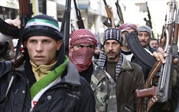 Phe nổi dậy Syria tấn công Iraq gây thương vong lớn