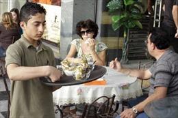 """Những cốc kem """"quê nhà"""" Xyri ở Gioócđani"""