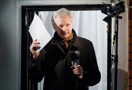 Ecuador đảm bảo 'cha đẻ' WikiLeaks không bị dẫn độ