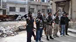 Israel tuyển quân giúp phe nổi dậy Syria