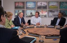 G8 không có đột phá về Xyri