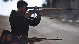 Mỹ bắt đầu chuyển vũ khí cho phiến quân Syria
