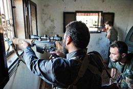 Mỹ bắt đầu chuyển vũ khí cho phe đối lập Xyri