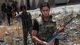 Mỹ vẫn chưa vũ trang cho phe nổi dậy Syria