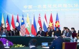 ASEAN - Trung Quốc bắt đầu đàm phán về COC