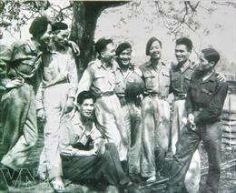 Triển lãm ảnh Đại tướng Võ Nguyên Giáp với Thái Nguyên - Việt Bắc