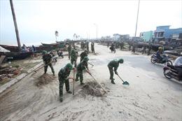 Đà Nẵng cơ bản hoàn thành dọn vệ sinh sau bão