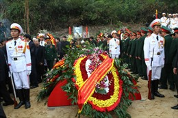 Ban Tổ chức Quốc tang Đại tướng họp rút kinh nghiệm