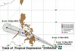 Philippines chuẩn bị ứng phó với cơn bão mới