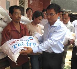 Hơn 28,5 tỷ đồng ủng hộ Quảng Nam