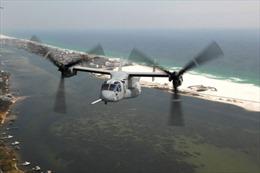 Nhật Bản, Mỹ lên kế hoạch diễn tập máy bay Osprey