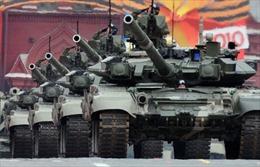 Nga tuyên bố nâng cấp kho vũ khí