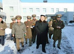 Ông Kim Jong Un xuất hiện lần đầu sau vụ xử tử chú dượng