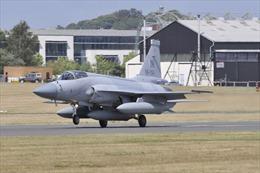 Pakistan bắt đầu sản xuất chiến đấu cơ mới