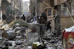Mỹ vẫn tuồn vũ khí cho phe nổi dậy Syria