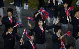 Triều Tiên sẽ dự Á vận hội tại Hàn Quốc