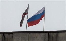 Ukraine yêu cầu hải quân Nga 'ở nguyên' căn cứ tại Crưm