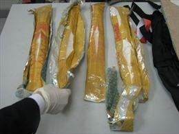 Hải Phòng thu giữ 6kg ma túy đá trị giá 7 tỉ đồng