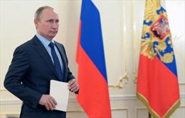 Toàn văn thư Tổng thống Putin gửi lãnh đạo EU: Quân tử và ngụy quân tử