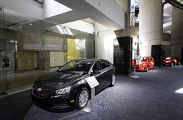 GM đầu tư 12 tỷ USD vào Trung Quốc