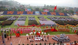 Hoàn tất công tác chuẩn bị chương trình kỷ niệm 60 năm Chiến thắng Điện Biên Phủ
