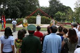 Kỷ niệm Ngày sinh Chủ tịch Hồ Chí Minh tại Cuba