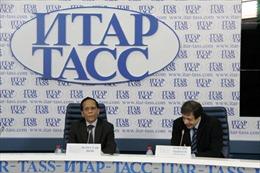 Họp báo về Ngày Văn hóa Việt tại Nga và Biển Đông