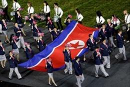 Hàn-Triều nhất trí đàm phán về thể thao