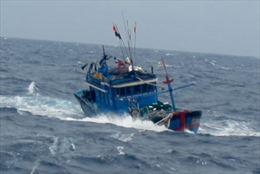 Bão Rammasun hướng vào Biển Đông, mưa dông tại Hà Nội