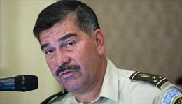 Rơi trực thăng, tham mưu trưởng Guatemala thiệt mạng