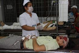 Khắc phục hậu quả tai nạn tại Đắk Lắk