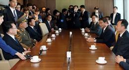 Hàn - Triều hội đàm cấp cao