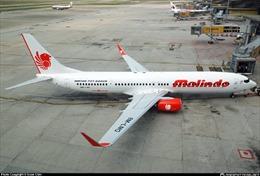 Máy bay Malaysia hạ cánh khẩn cấp tại Thái Lan