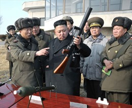 Lãnh đạo Triều Tiên chỉ thị củng cố các tiểu đoàn trong quân đội