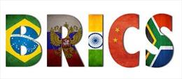 Nga trở thành chủ tịch nhóm BRICS