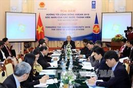 Thúc đẩy xây dựng Cộng đồng ASEAN 2015