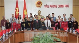 PTT Nguyễn Xuân Phúc tiếp đoàn Mẹ Việt Nam anh hùng tỉnh Đồng Nai